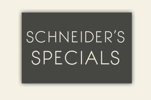 Schneiders Specials.fw