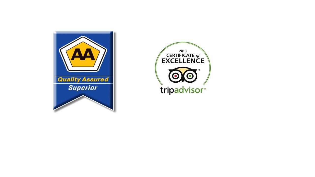AA Grading/Tripadvisor