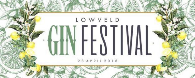 Lowveld Gin Festival   2018
